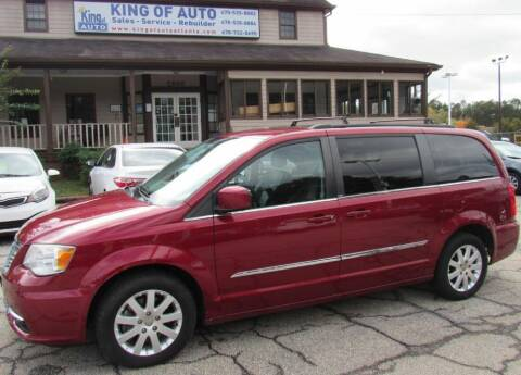 2014 Chrysler Town and Country for sale in Stone Mountain, GA