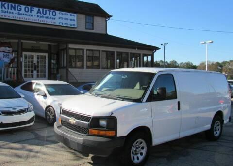 2010 Chevrolet Express Cargo for sale in Stone Mountain, GA