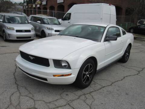 2008 Ford Mustang for sale at King of Auto in Stone Mountain GA
