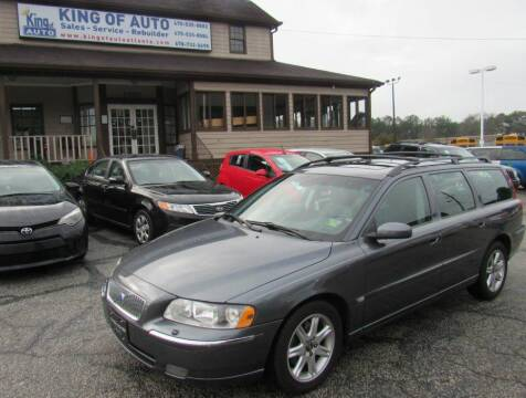 2005 Volvo V70 2.5T for sale at King of Auto in Stone Mountain GA