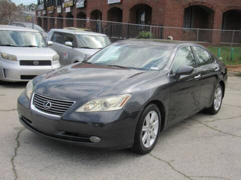 2008 Lexus ES 350 for sale at King of Auto in Stone Mountain GA