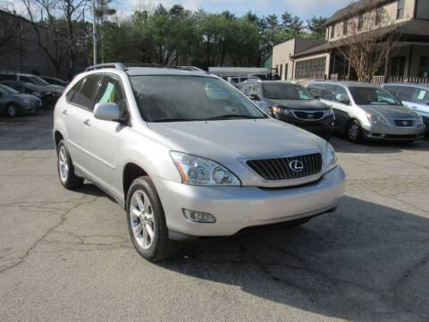 2009 Lexus RX 350 for sale at King of Auto in Stone Mountain GA