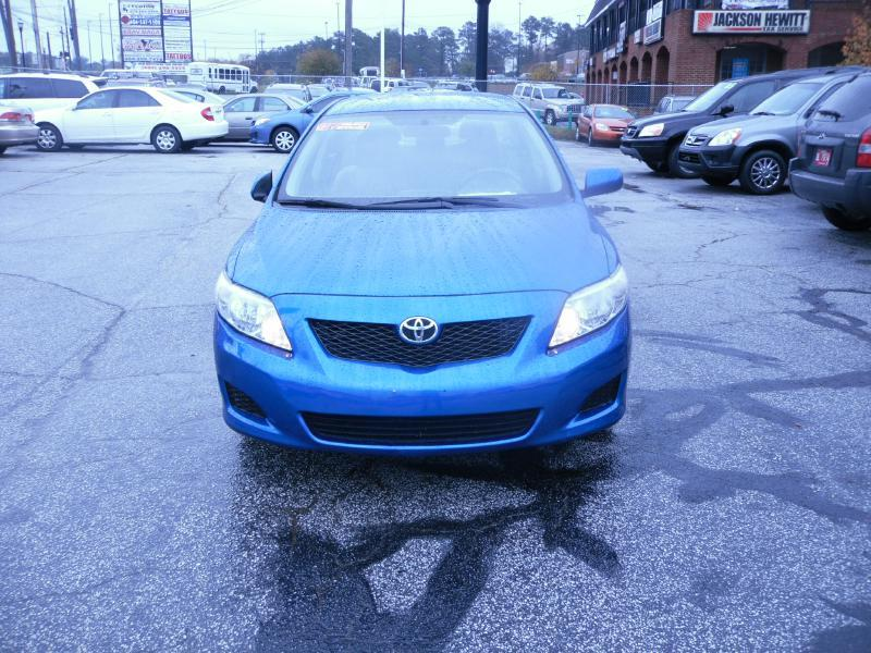 2009 Toyota Corolla 4dr Sedan 4A - Stone Mountain GA