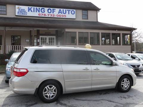 2007 Honda Odyssey for sale in Stone Mountain, GA