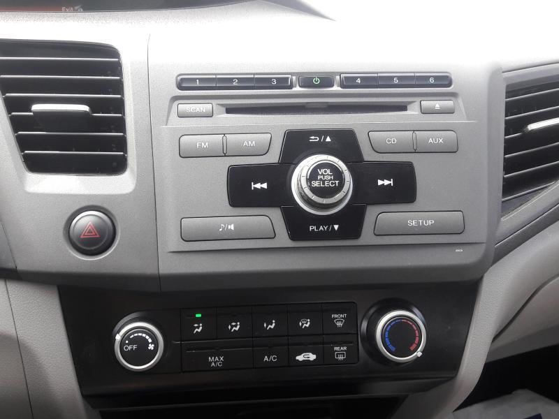 2012 Honda Civic LX 4dr Sedan 5A - Stone Mountain GA