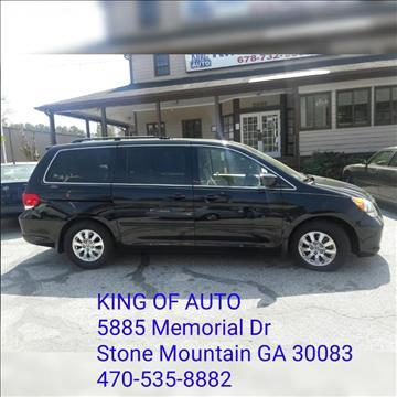 2008 Honda Odyssey for sale in Stone Mountain, GA