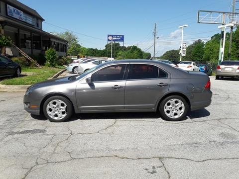 2011 Ford Fusion for sale in Stone Mountain, GA
