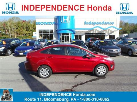2013 Ford Fiesta for sale in Bloomsburg, PA