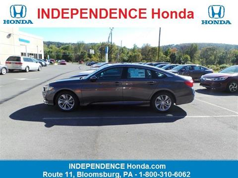 2018 Honda Accord for sale in Bloomsburg, PA