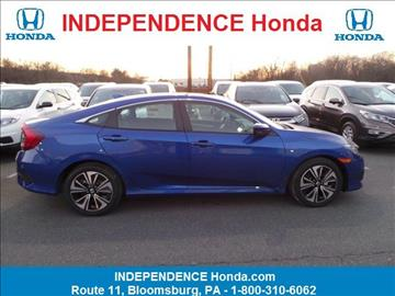 2017 Honda Civic for sale in Bloomsburg, PA