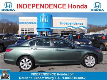 2010 Honda Accord for sale in Bloomsburg, PA