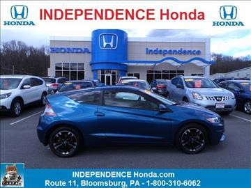2014 Honda CR-Z for sale in Bloomsburg, PA