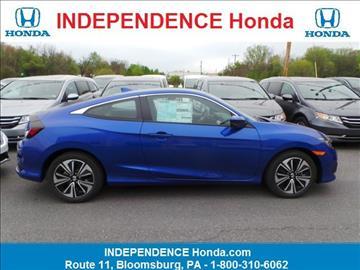2017 Honda Civic for sale in Bloomsburg, PA