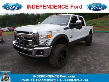 2012 Ford F-250 Super Duty for sale in Bloomsburg, PA