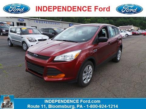 2016 Ford Escape for sale in Bloomsburg, PA