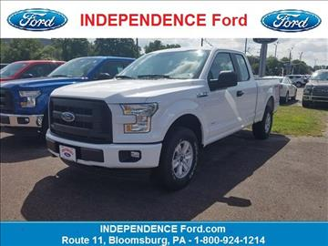 2017 Ford F-150 for sale in Bloomsburg, PA