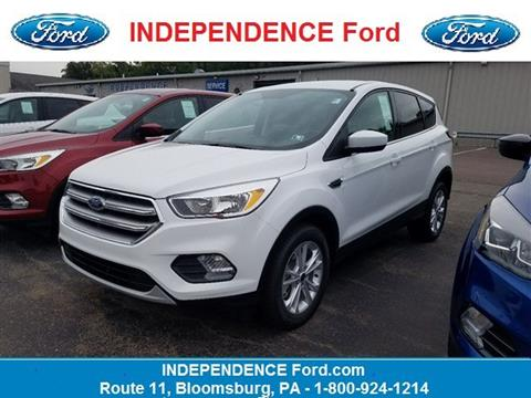 2017 Ford Escape for sale in Bloomsburg, PA