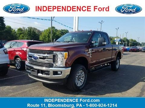 2017 Ford F-250 Super Duty for sale in Bloomsburg, PA