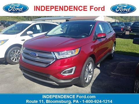 2017 Ford Edge for sale in Bloomsburg, PA