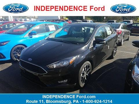 2017 Ford Focus for sale in Bloomsburg, PA