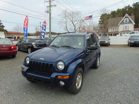 2003 Jeep Liberty for sale in West Creek, NJ