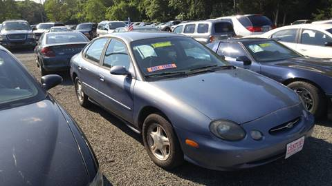 1999 Ford Taurus for sale at Century Motor Cars in West Creek NJ