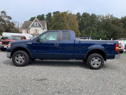 2007 Ford F-150 for sale at Century Motor Cars in West Creek NJ