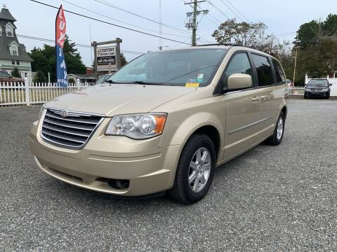 2010 Chrysler Town and Country for sale at Century Motor Cars in West Creek NJ
