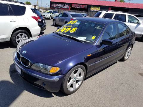 2005 BMW 3 Series for sale at Showcase Luxury Cars II in Pinedale CA