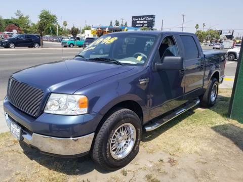 2005 Ford F-150 for sale at Showcase Luxury Cars II in Pinedale CA