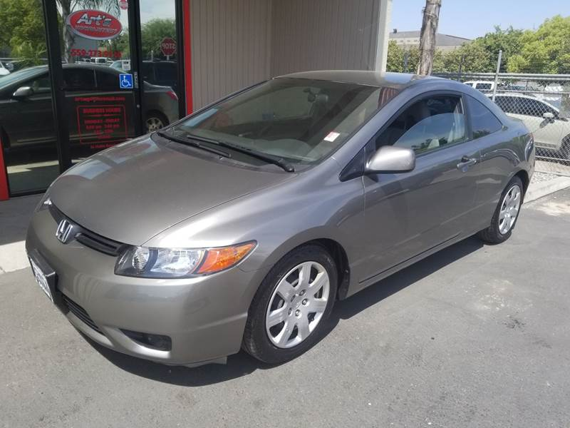 2008 Honda Civic for sale at Showcase Luxury Cars II in Pinedale CA