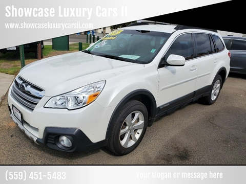 2013 Subaru Outback for sale at Showcase Luxury Cars II in Pinedale CA