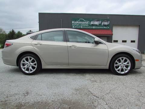 2009 Mazda MAZDA6 for sale in Minerva, OH