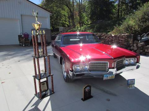 1969 Oldsmobile Ninety-Eight for sale in Minerva, OH