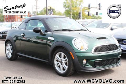 2012 MINI Cooper Coupe for sale in Manchester, MO