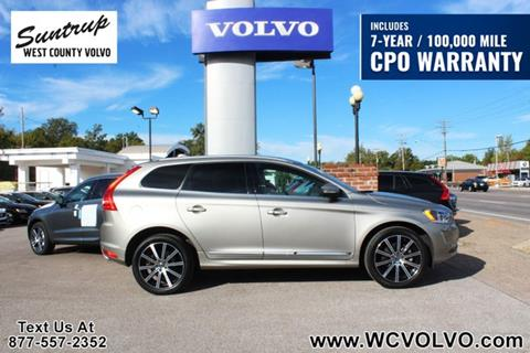 2015 Volvo XC60 for sale in Manchester, MO