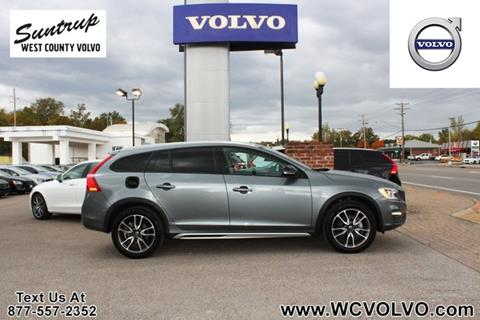 2017 Volvo V60 Cross Country for sale in Manchester, MO