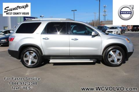 2011 GMC Acadia for sale in Manchester, MO