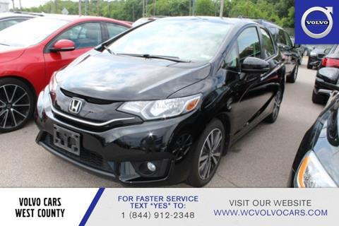 2015 Honda Fit for sale in Manchester, MO