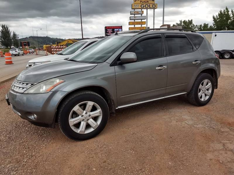 2007 Nissan Murano AWD SE 4dr SUV   Rapid City SD