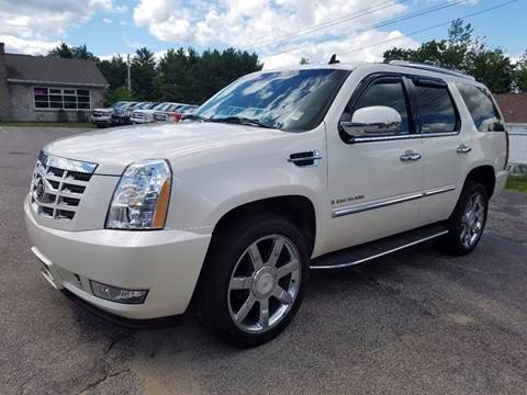2007 Cadillac Escalade for sale in Hooksett, NH