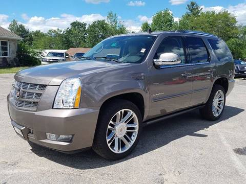2014 Cadillac Escalade for sale in Hooksett, NH