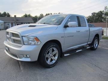 2012 RAM Ram Pickup 1500 for sale in Hooksett, NH