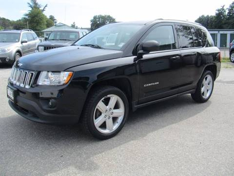 2013 Jeep Compass for sale in Hooksett, NH
