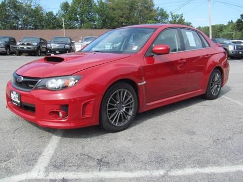 2011 Subaru Impreza for sale in Hooksett, NH