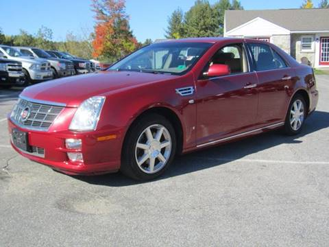 2008 Cadillac STS for sale in Hooksett, NH