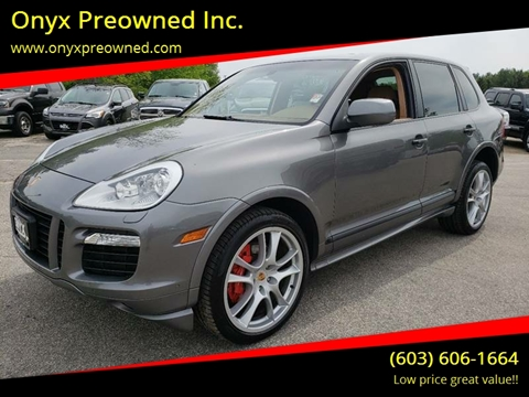 2009 Porsche Cayenne for sale in Hooksett, NH