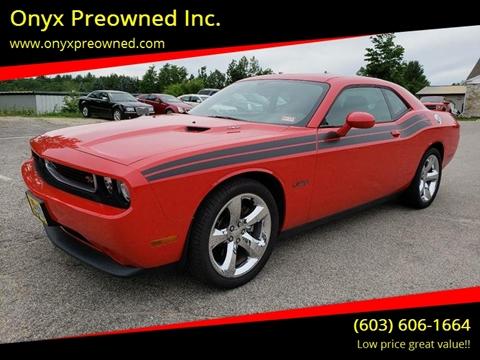 2014 Dodge Challenger for sale in Hooksett, NH