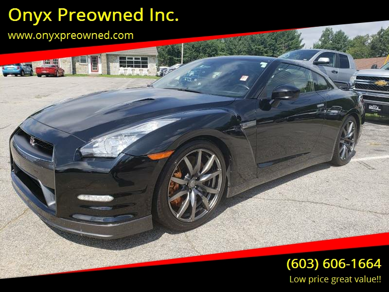 2013 Nissan Gt-R AWD Premium 2dr Coupe In Hooksett NH - Onyx ...