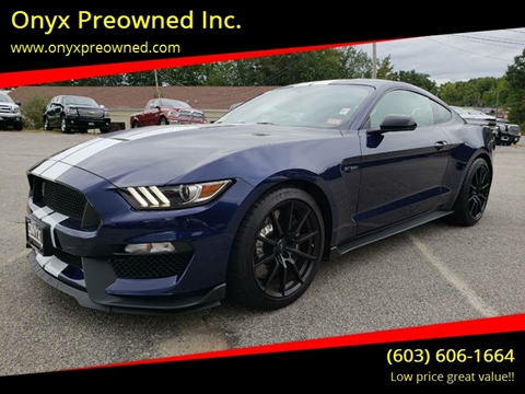 2018 Ford Mustang for sale in Hooksett, NH